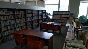 信州新町図書館