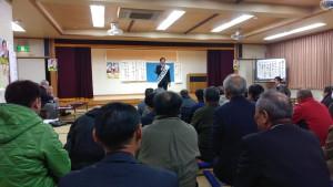 御幣川個人演説会