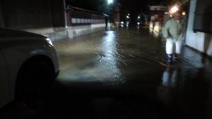 御幣川の被害